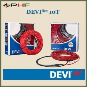 deviflex beltéri fűtőkábelek 10W/m